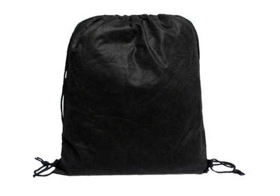 Non-Woven String Bag - Black