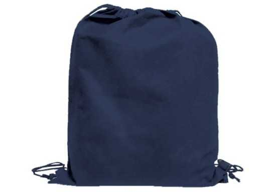Non-Woven String Bag - Navy