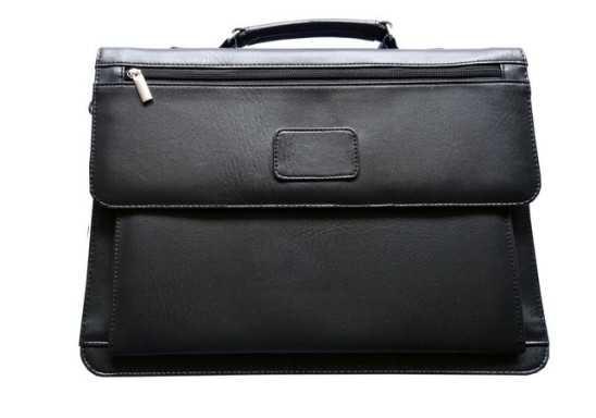 Exec Briefcase - Black