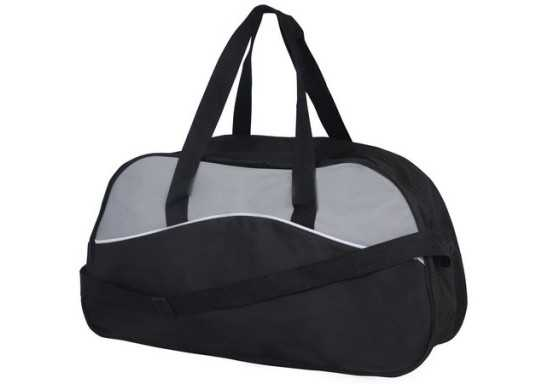 Wave Sports Bag - Grey