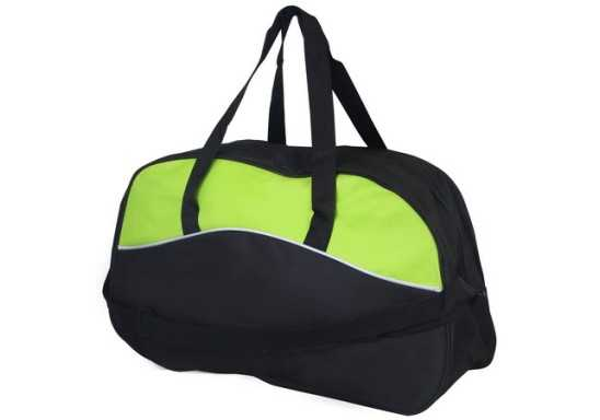 Wave Sports Bag - Lime