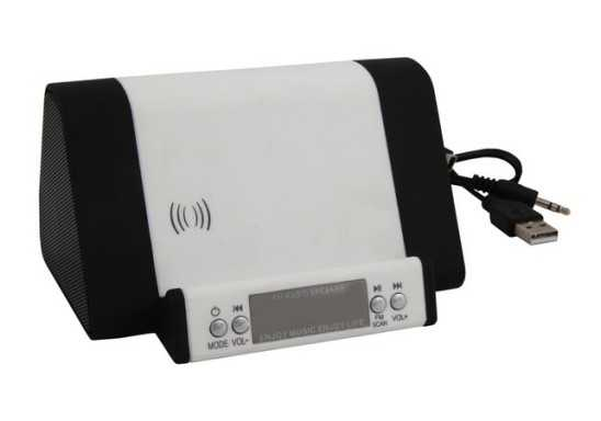 FM Radio Docking Station
