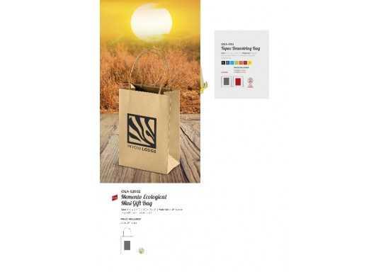 Memento Ecological Mini Gift Bag