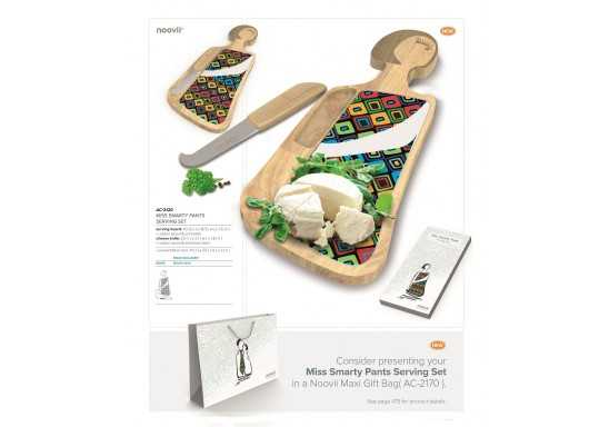 Mr Smarty Pants Serving Board