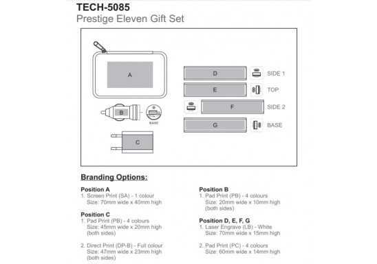 Prestige Eleven Gift Set