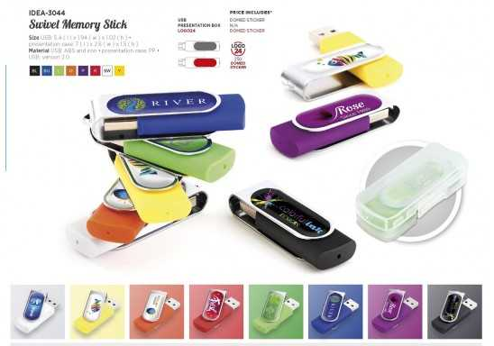 Swivel 16GB Memory Stick