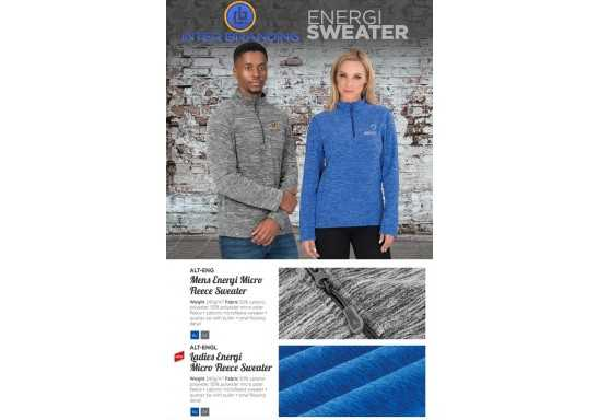 Energi Micro Fleece Sweater