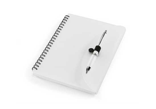Phoenix A5 Notebook & Pen