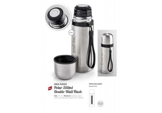 Polar 350ml Double-Wall Flask