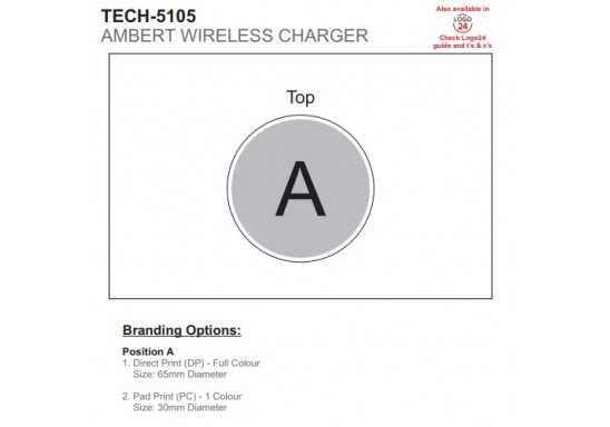 Ambert Wireless Charger