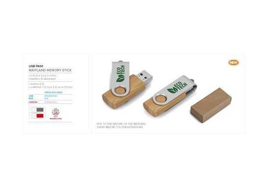 Maitland Memory Stick -8GB