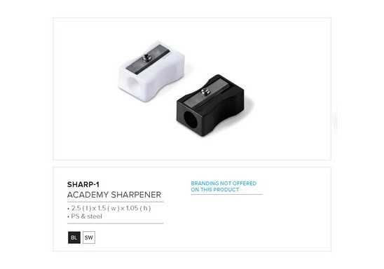 Academy Sharpener