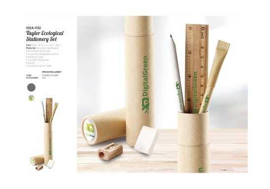 Eco Stationery Set