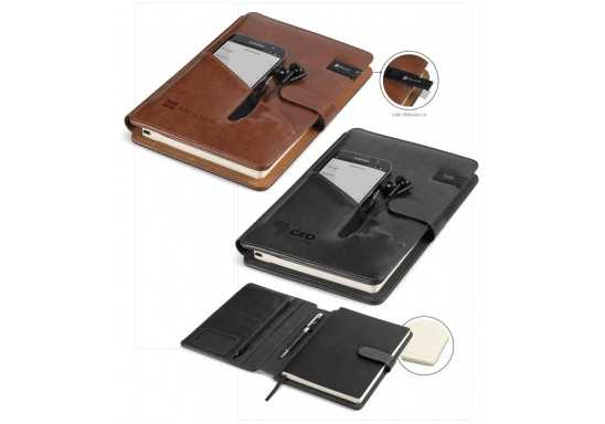 Ashburton USB A5 Notebook