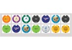 Travelator License Disk Holder with Sticker (MINIMUM QUANTITY ORDER 500)
