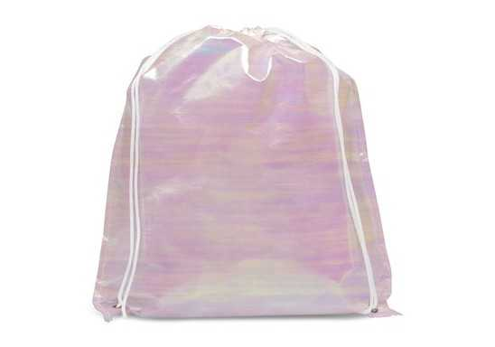 Harlequin Drawstring Bag