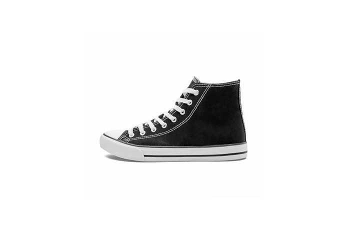 Unisex Retro High Top Canvas Sneaker