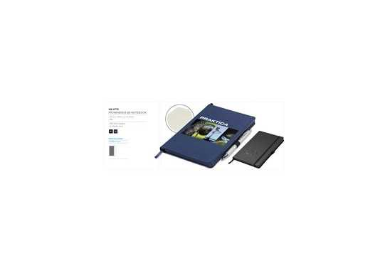 Prominence A5 Notebook - Black