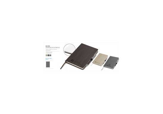 Oakridge A5 Notebook - Beige