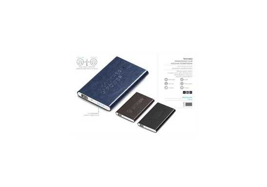 Oakridge Slim 4000mAh Power Bank