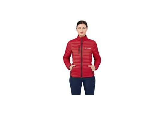 Elevate Scotia Ladies Light Down Jacket