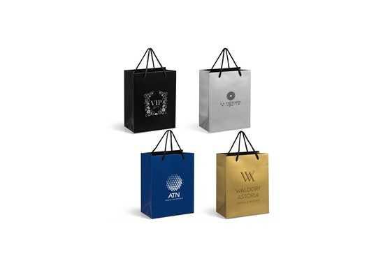 Glitz Small A5 Gift Bag