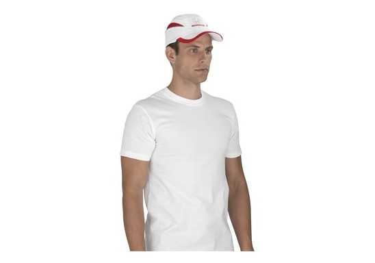 Slazenger Mesh Edge 6 Panel Cap