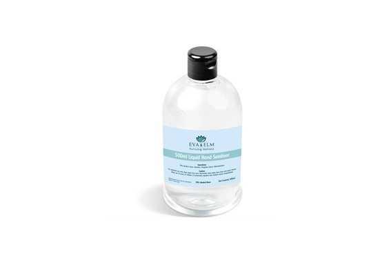Eva & Elm Stratford Liquid Hand Sanitiser - 500ml