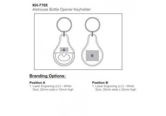 Alehouse Bottle Opener Keyholder