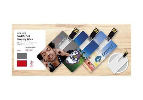 Credit Card USB's- FREE BRANDING