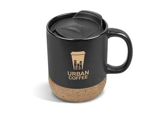 Sienna Cork Mug - 340ml