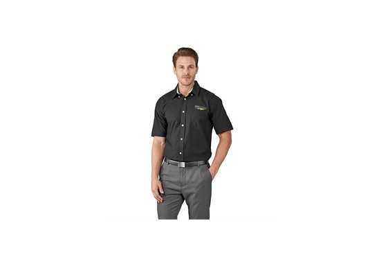 US Basic Aspen Mens Short Sleeve Shirt