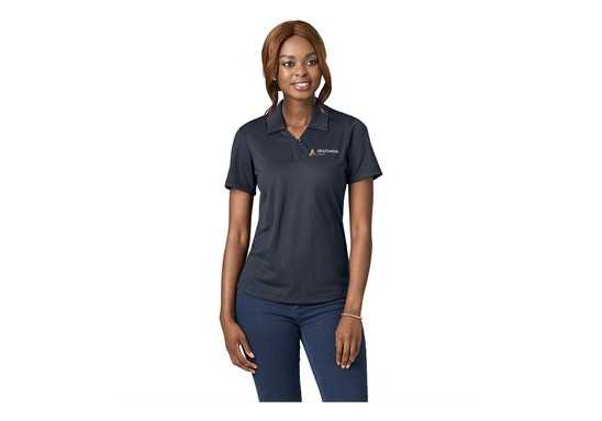 Cutter And Buck Genre Ladies Golf Shirt