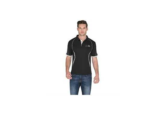 Mens Razor Golf Shirt
