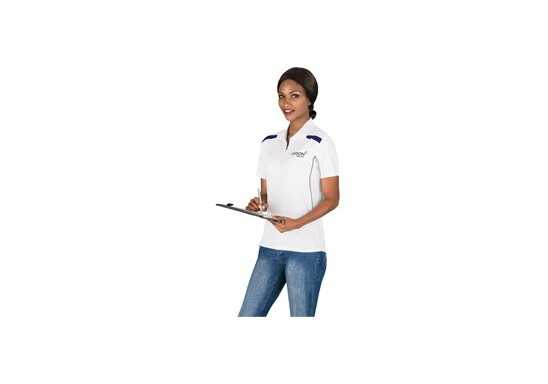 United Ladies Golf Shirt