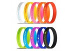 Fitwise Silicone Wristband