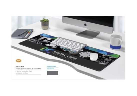 Manoeuvre Desk Or Bar Mat
