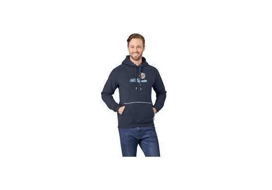 Slazenger Smash Mens Hooded Sweater