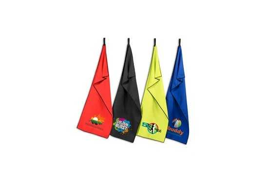Rally Microfibre Sports Towel