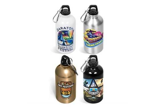 Braxton 500ml Aluminium Water Bottle