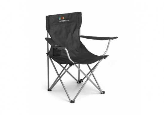 Paradiso Folding Chair - Black
