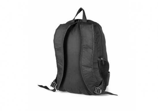 Reno Laptop Backpack - Black
