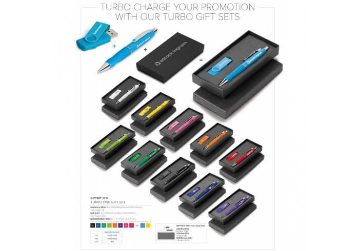 Turbo One Giftset