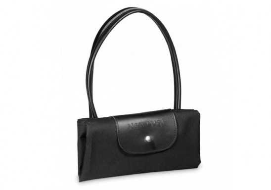 Metro Fashion Tote - Black