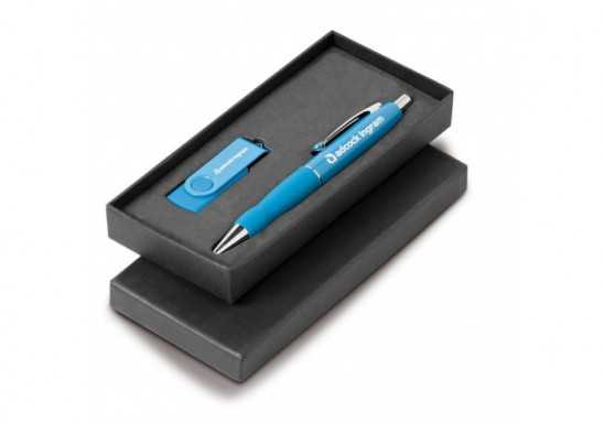 Turbo One Pen And Usb Giftset
