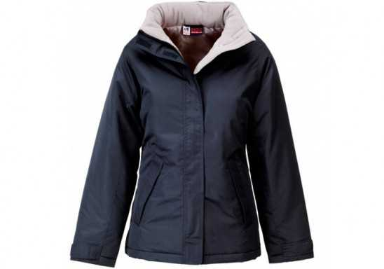 US Basic Hastings Ladies Parka - Black