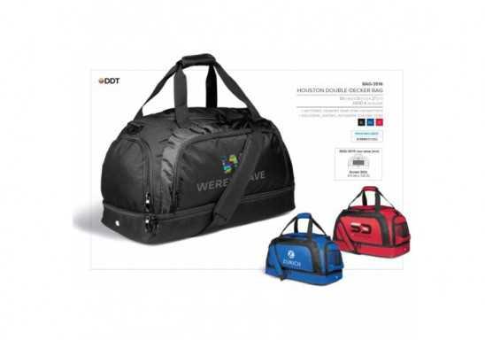 Houston Double-Decker Bag
