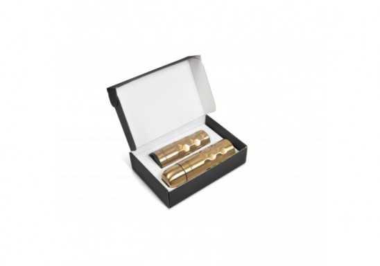 Meteor Flask & Tumbler Gift Set
