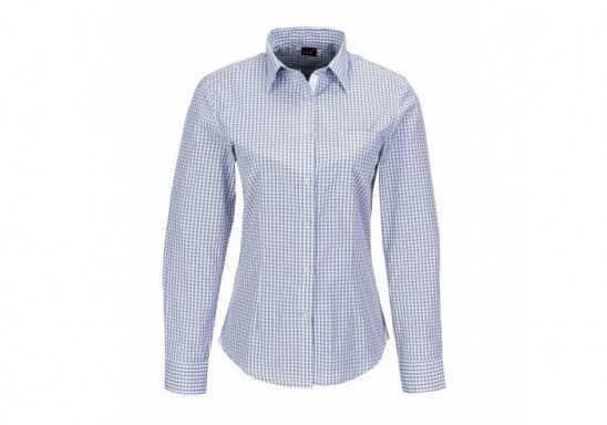 US Basic Kenton Ladies Long Sleeve Shirt