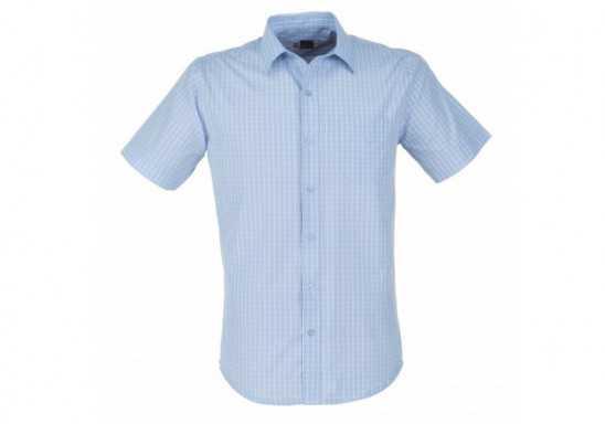 US Basic Aston Mens Short Sleeve Shirt